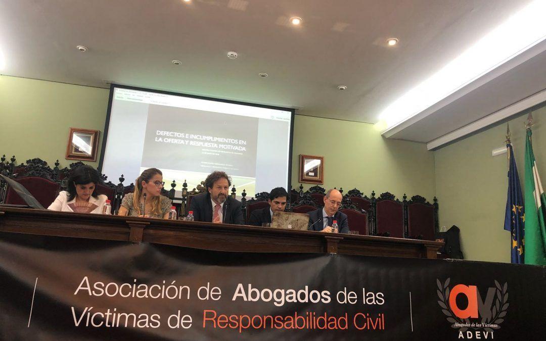 VI Congreso Nacional de Abogados de Víctimas organizado por ADEVI