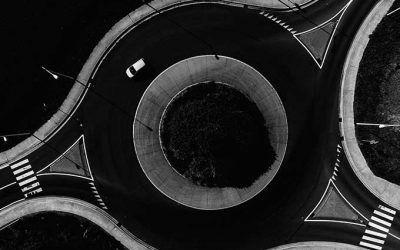 Las turbo rotondas han reducido los siniestros en las glorietas de Vigo en un 43%.