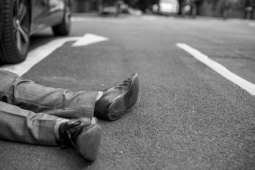 Socorrer a las víctimas de accidente de tráfico