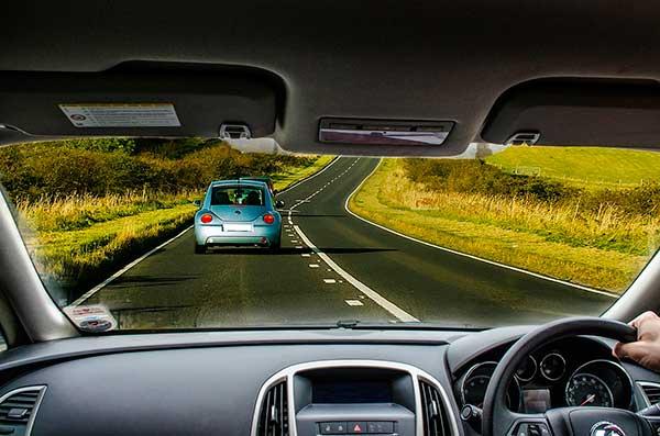 La importancia de respetar la distancia de seguridad